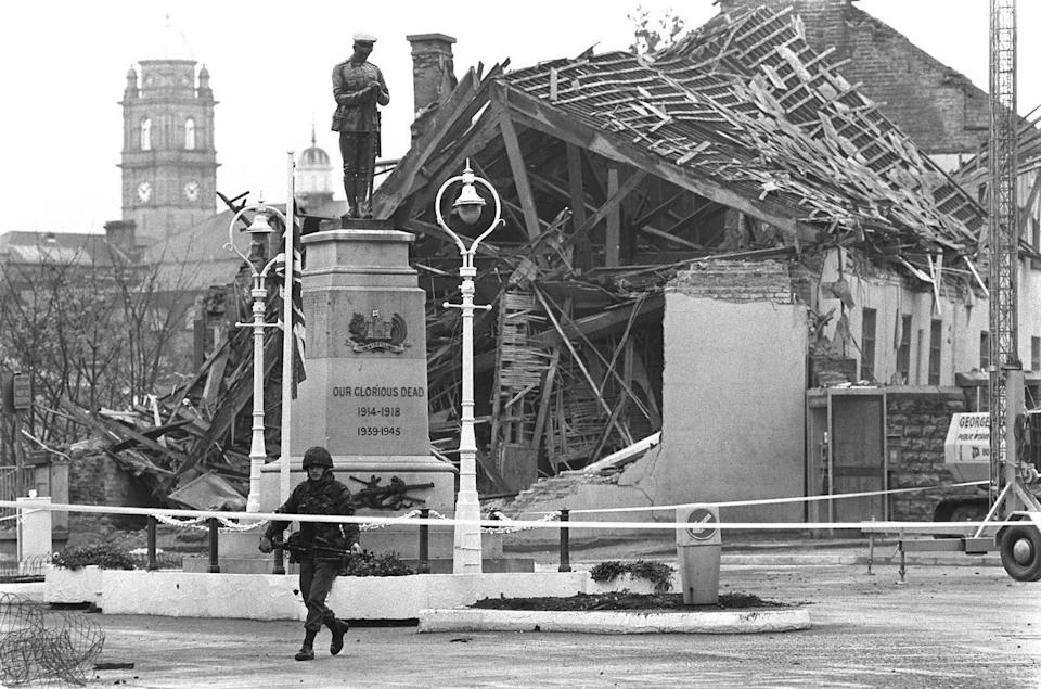 ULSTER Anniversary 1 (PA Archive)