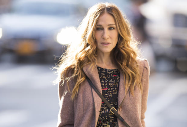 Divorce First Look: Sarah Jessica Parker Is Newly Single ...