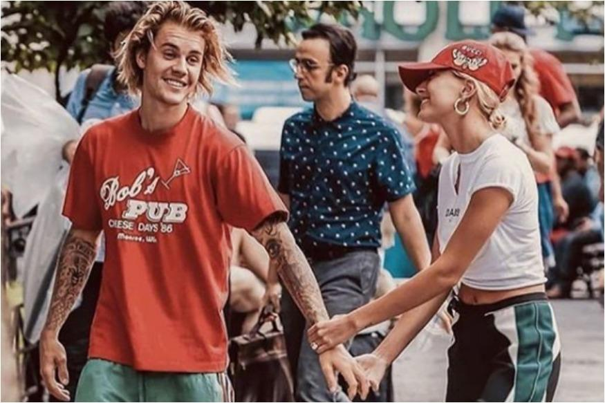 Hailey ha permanecido a su lado durante su tratamiento. Pure People