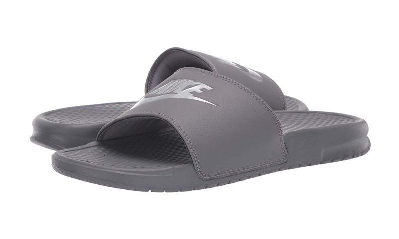newest 91138 93a03 Best-selling Nike Men's Slides are on sale at Zappos