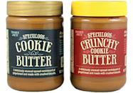 """<p>There are a lot of ways to eat this cookie butter, but this recommendation from the Fearless Flyer is best: """"Keep it really simple and just use it as a dip for a spoon.""""</p>"""
