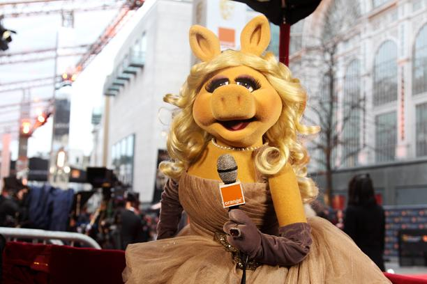 Subject: LOUIS VUITTON to dress MISS PIGGY as she hosts The Orange BAFTA Red Carpet