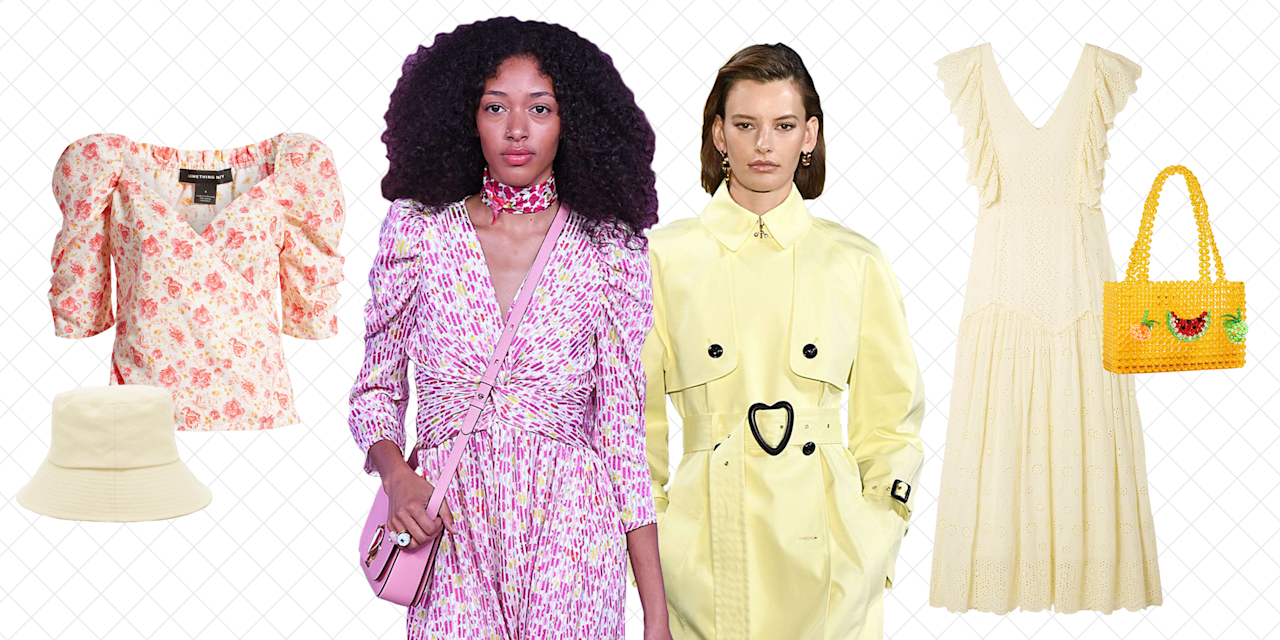 "<p>Everything we know about <a href=""https://www.harpersbazaar.com/fashion/g27044011/top-summer-2019-fashion-trends/"" target=""_blank"">2019's must-have trends</a> comes from our deep-dives into the spring, summer, and pre-fall '19 runway collections. You can expect a resurgence of nostalgic favorites, like tie-dye print, and new obsessions like the perfect denim cropped jacket and skirt set. Here, our predictions for the top fashion trends that are already taking over our wardrobes, and where to buy the pieces too. Wear the trend, be the trend.</p>"
