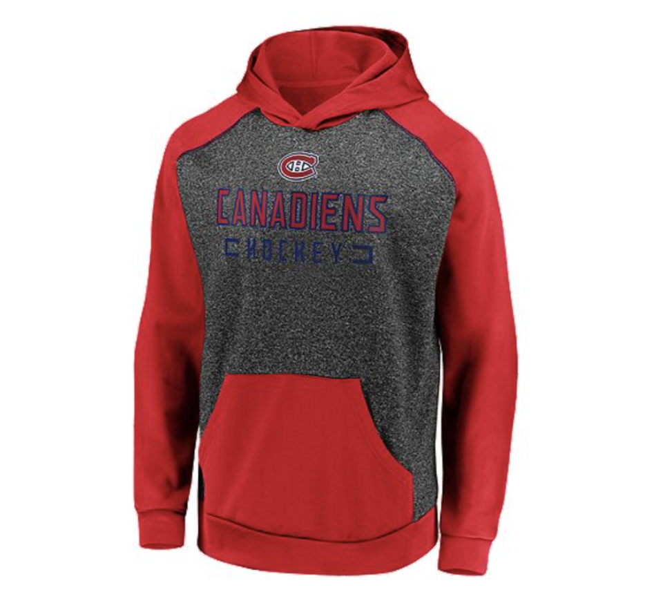 Montreal Canadiens Fanatics Men's Gameday Hoodie - on sale at Sport Chek, $42 (originally $70).