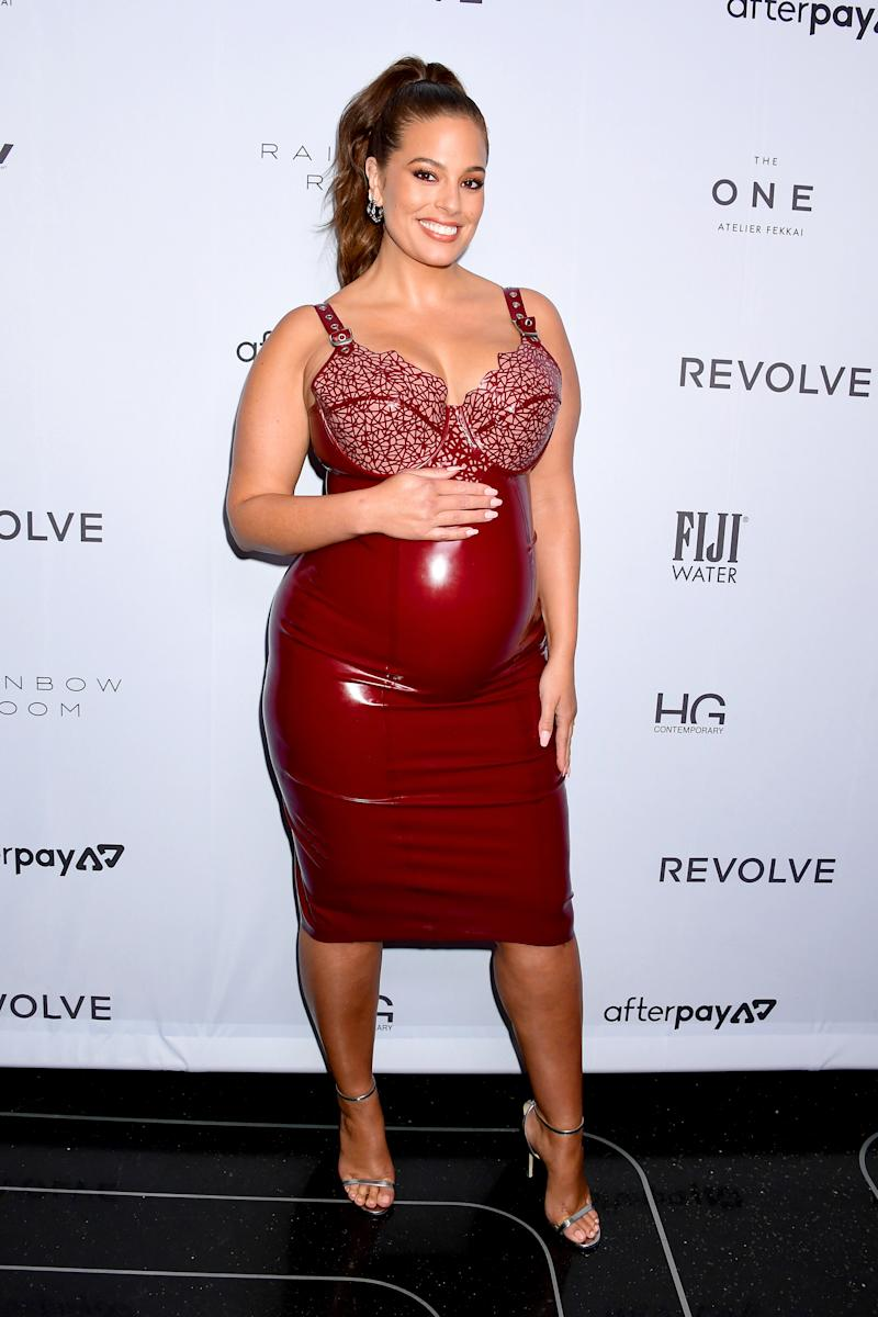 NEW YORK, NEW YORK - SEPTEMBER 05: Ashley Graham attends The Daily Front Row's 7th annual Fashion Media Awards on September 05, 2019 in New York City. (Photo by Jennifer Graylock/Getty Images for Daily Front Row, Inc.)