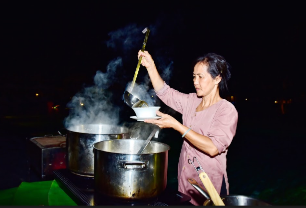 """<p>Fancy yourself as a chef? If Vietnamese cuisine tickles your tastebuds, book onto a new cooking course with <a rel=""""nofollow noopener"""" href=""""https://www.theanam.com/"""" target=""""_blank"""" data-ylk=""""slk:The Anam"""" class=""""link rapid-noclick-resp"""">The Anam</a>, a hotel in Khanh Hoa, Vietnam. Every Wednesday, guests can join in with local mothers, learning how to make everything from pho soup to Vietnamese-style pancakes and getting a flavour for the different local ingredients, such as Phu Quoc peppercorns and dried fish. Nightly rates at The Anam start from £155.<br><i>[Photo: The Anam]</i> </p>"""