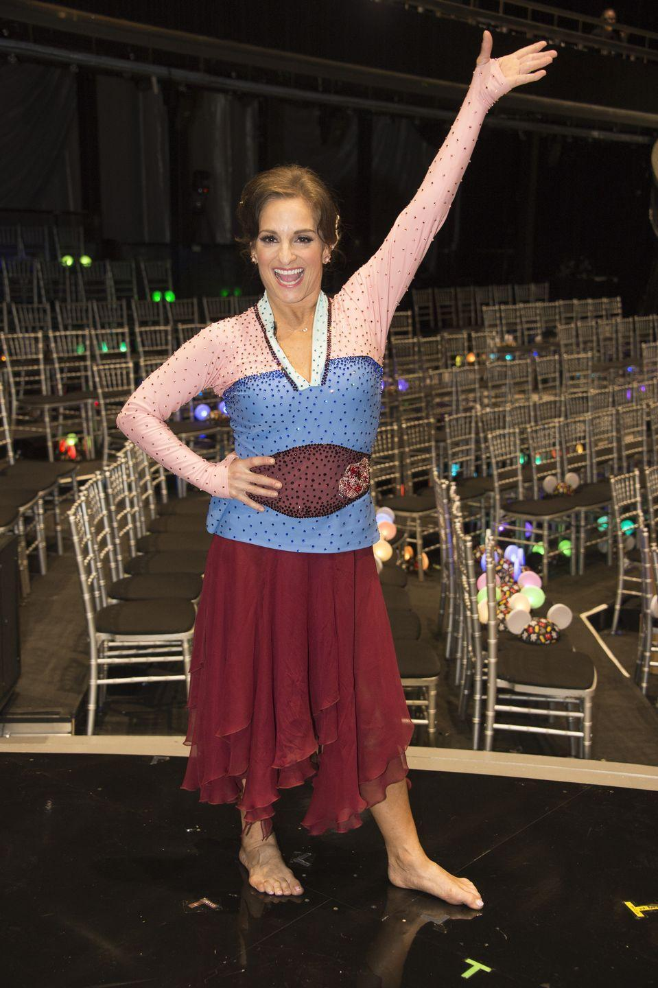 <p>Shortly after her show-stopping performance at the 1984 Olympic Games, Mary Lou Retton retired. The former Olympian became a motivational speaker and was inducted into the U.S. Olympic Hall of Fame in 1985. Most recently, Retton appeared on <em>Dancing With The Stars</em>. </p>