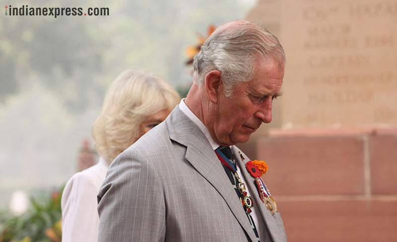 Heir's big birthday: 70 candles lined up for Prince Charles