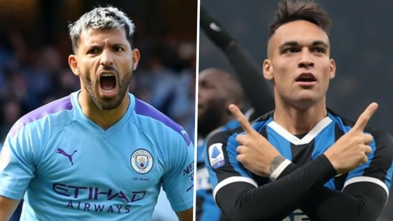 'Lautaro is the one to replace Aguero at Man City' – Hargreaves urges Blues to beat Barcelona to Inter star