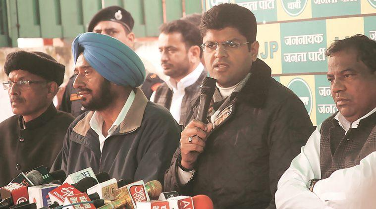 JJP fails to get symbol it wanted, opts out of Delhi Assembly fight