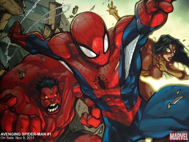 Marvel Comics follows DC, titles going day-and-date by 2012