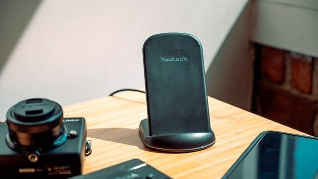 The Yootech X2 Wireless Charging Stand offers speedy charging at a reasonable price.