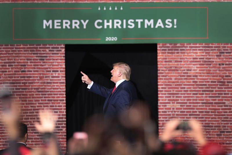 Impeachment Causing a Blue Christmas? Let's Get Real