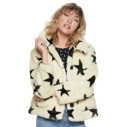 "<p><a href=""https://www.popsugar.com/buy/POPSUGAR-Printed-Faux-Fur-Coat-511632?p_name=POPSUGAR%20Printed%20Faux-Fur%20Coat&retailer=kohls.com&pid=511632&price=70&evar1=fab%3Aus&evar9=46923569&evar98=https%3A%2F%2Fwww.popsugar.com%2Ffashion%2Fphoto-gallery%2F46923569%2Fimage%2F46923572%2FPOPSUGAR-Printed-Faux-Fur-Coat&list1=shopping%2Csales%2Cpopsugar%20at%20kohls&prop13=api&pdata=1"" rel=""nofollow"" data-shoppable-link=""1"" target=""_blank"" class=""ga-track"" data-ga-category=""Related"" data-ga-label=""https://www.kohls.com/product/prd-3940314/womens-popsugar-printed-faux-fur-coat.jsp?prdPV=1"" data-ga-action=""In-Line Links"">POPSUGAR Printed Faux-Fur Coat</a> ($70, originally $88)</p>"