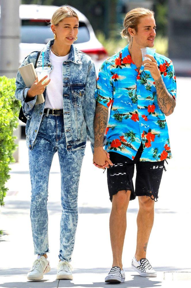 hailey baldwin says she is not married yet to justin bieber