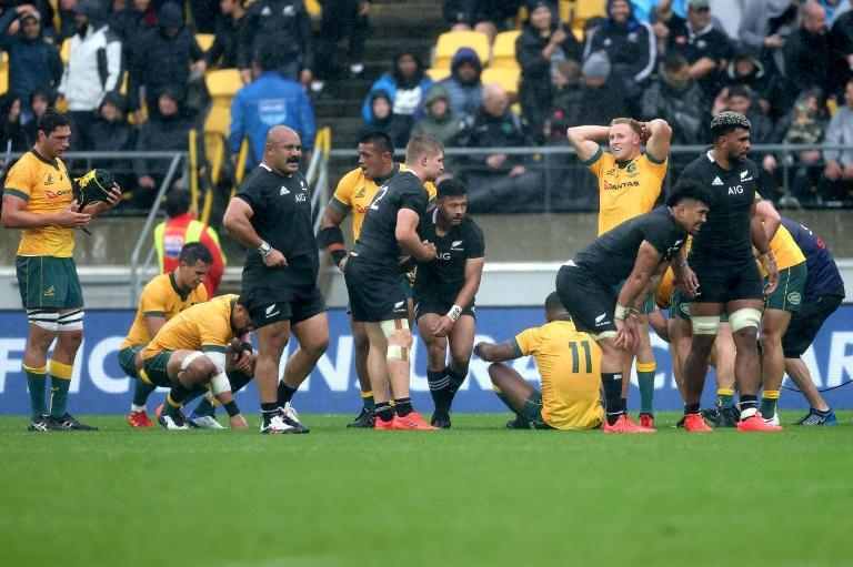 All Blacks, Wallabies dejected by 'wild' draw on Test rugby resumption