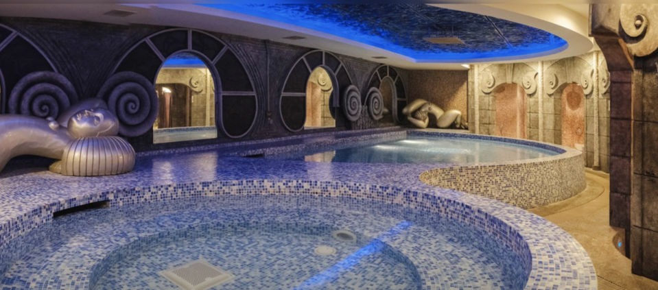 G.Spa Massage and 24 Hour Spa Admission. PHOTO: Klook