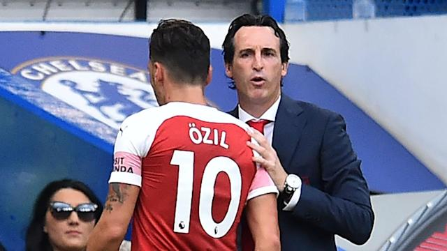 The ex-Germany international was an unused substitute as Arsenal extended their unbeaten run by winning at Bournemouth.