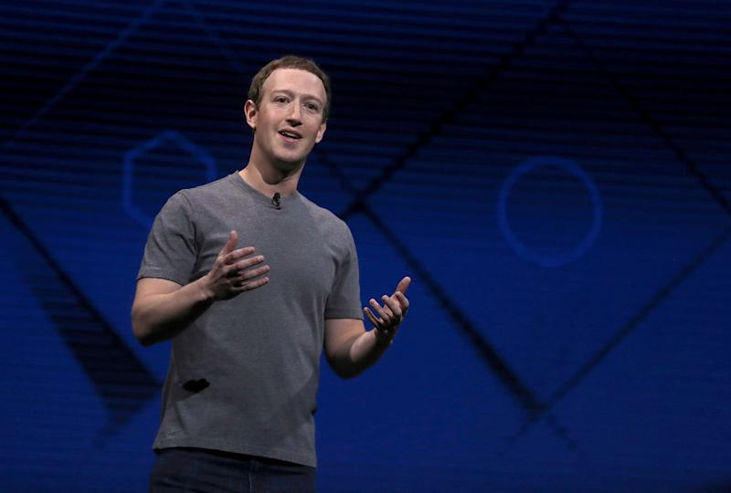 Zuckerberg says most Facebook users should assume they have had their public info scraped