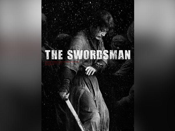 Poster of the film 'The Swordsman'.