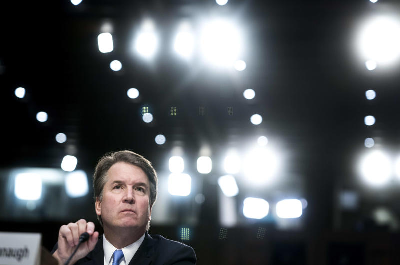 Brett Kavanaugh's Accuser Willing to Testify, Lawyer Says