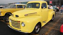 <p>With its robust and sturdy frame, an automatic three-speed 1948 Ford F-1 Pickup Truck is worth $15,400 today. Its manual counterpoint is now worth $24,200. The interior of these trucks can range from luxurious brown leather to a more common upholstery of cloth, and the exterior can be found in a variety of colors from hunter green to hot-rod maroon.</p>