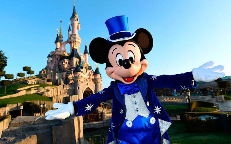 A world of magic and adventure awaits at Disneyland Paris - This content is subject to copyright.