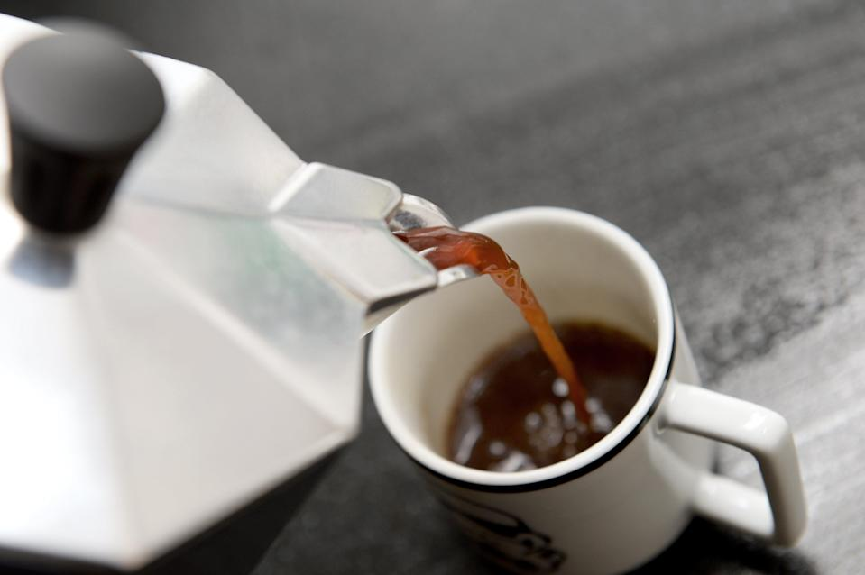 Coffee being poured (PA Archive)