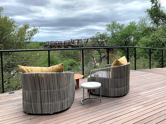 Bridge House - Kruger Shalati