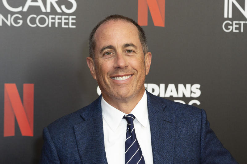 Seinfeld Comedians in Cars