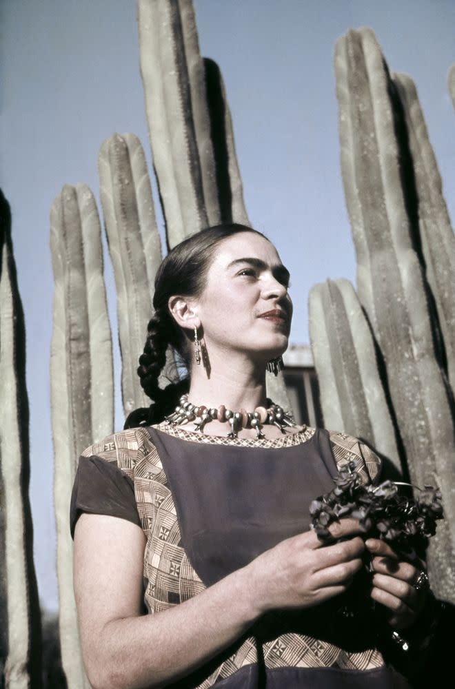 d3629d746b0b Frida Kahlo s Getting Her Own Street in San Francisco — 5 Things to Know  About the Artist