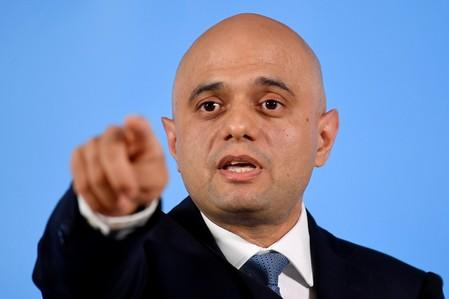 UK PM candidate Javid says Boris Johnson is 'yesterday's news'