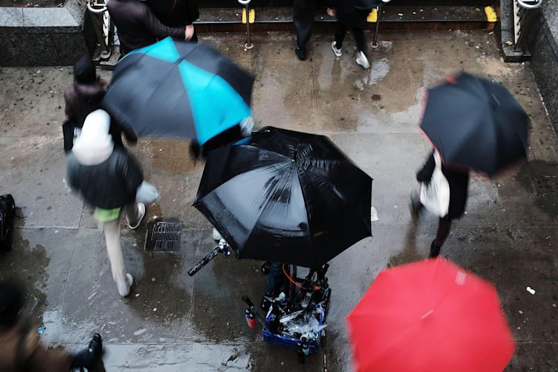 Heavy rainfall expected in Northeast this weekend