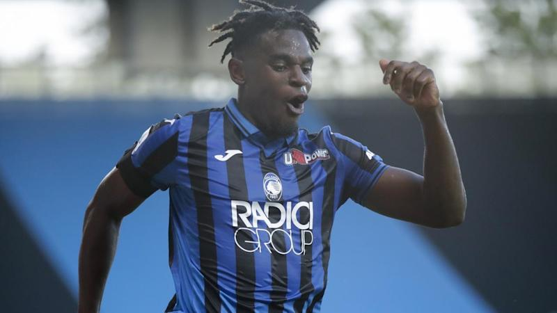 Duvan Zapata has bagged a brace in Atalanta's 4-1 drubbing of Sassuolo in Italy's Serie A