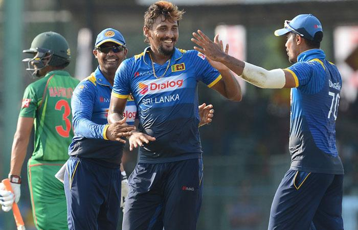 Sri Lanka outplay Bangladesh to level ODI series