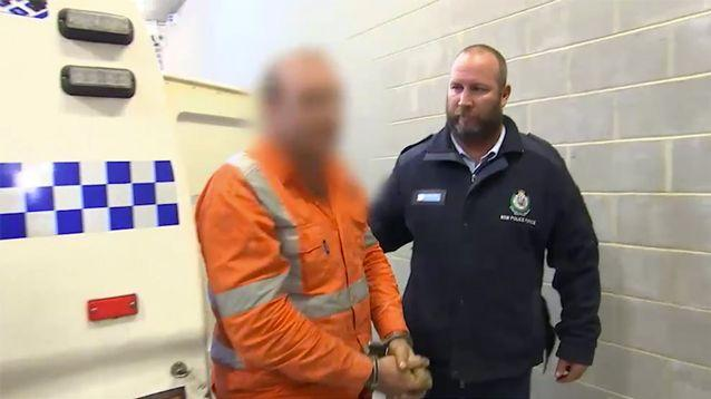 Troy Johnson, 31, will face court on Sunday. Source: NSW Police