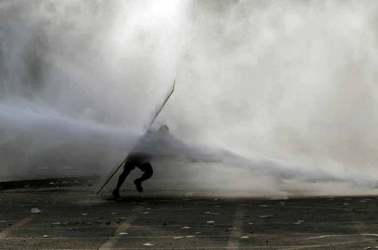 Chile's justice ministry has said more than 4,900 people were injured during the protests, including nearly 2,800 police officers