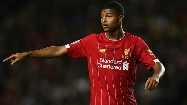 Liverpool have sent Rhian Brewster to Swansea City to get some playing time over the rest of 2019-20.