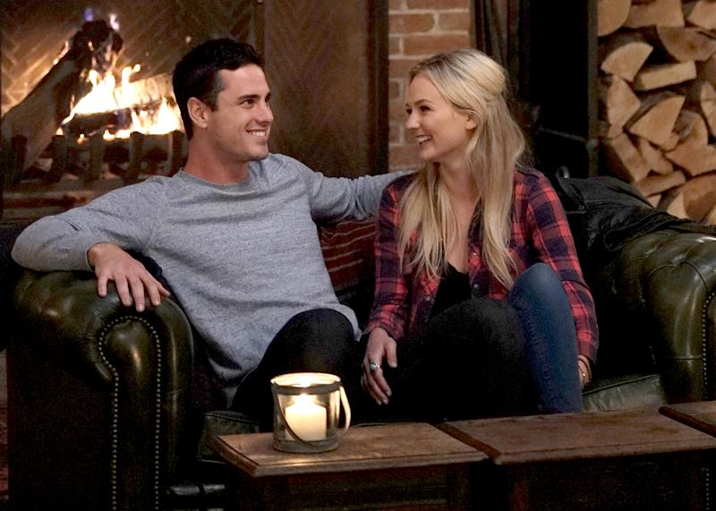 Ali Fedotowsky: 'Bachelor' Girls Can't Tell Ben Higgins They're In Love Because They 'Aren't Really in Love Yet'