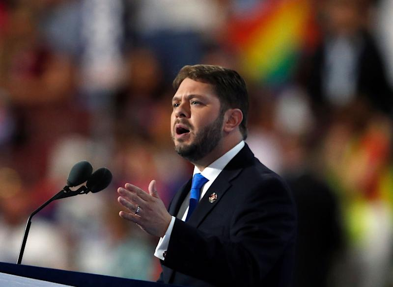 Rep. Ruben Gallego, an Iraq War veteran and progressive member of Congress, won't run for Senate in 2020. The decision means former astronaut Mark Kelly will avoid a contentious primary ahead of his challenge to GOP Sen. Martha McSally. (Photo: Paul Sancya/ASSOCIATED PRESS)