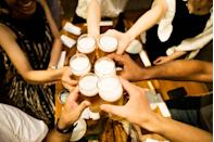 <p>Autumn is when many breweries unveil their seasonal offerings. Spend a leisurely day tasting Oktoberfests, wet-hop brews, pumpkin ales and more—just be sure to take a Lyft or Uber home.</p>
