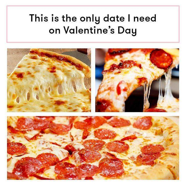 """<p>Forget tall, dark and handsome ... We want warm, cheesy, and delicious <em>this</em> Valentine's Day. </p><p><a href=""""https://www.instagram.com/p/BtjoWuugsEu/"""" rel=""""nofollow noopener"""" target=""""_blank"""" data-ylk=""""slk:See the original post on Instagram"""" class=""""link rapid-noclick-resp"""">See the original post on Instagram</a></p>"""