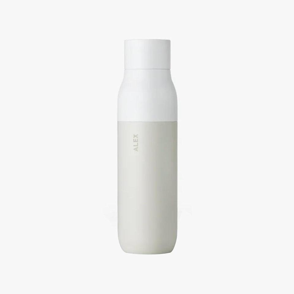 "$95, LARQ. <a href=""https://www.livelarq.com/shop/larq-bottle-purevis"" rel=""nofollow noopener"" target=""_blank"" data-ylk=""slk:Get it now!"" class=""link rapid-noclick-resp"">Get it now!</a>"