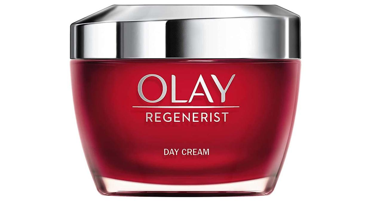 Olay Regenerist 3 Point Face Cream with Hyaluronic Acid