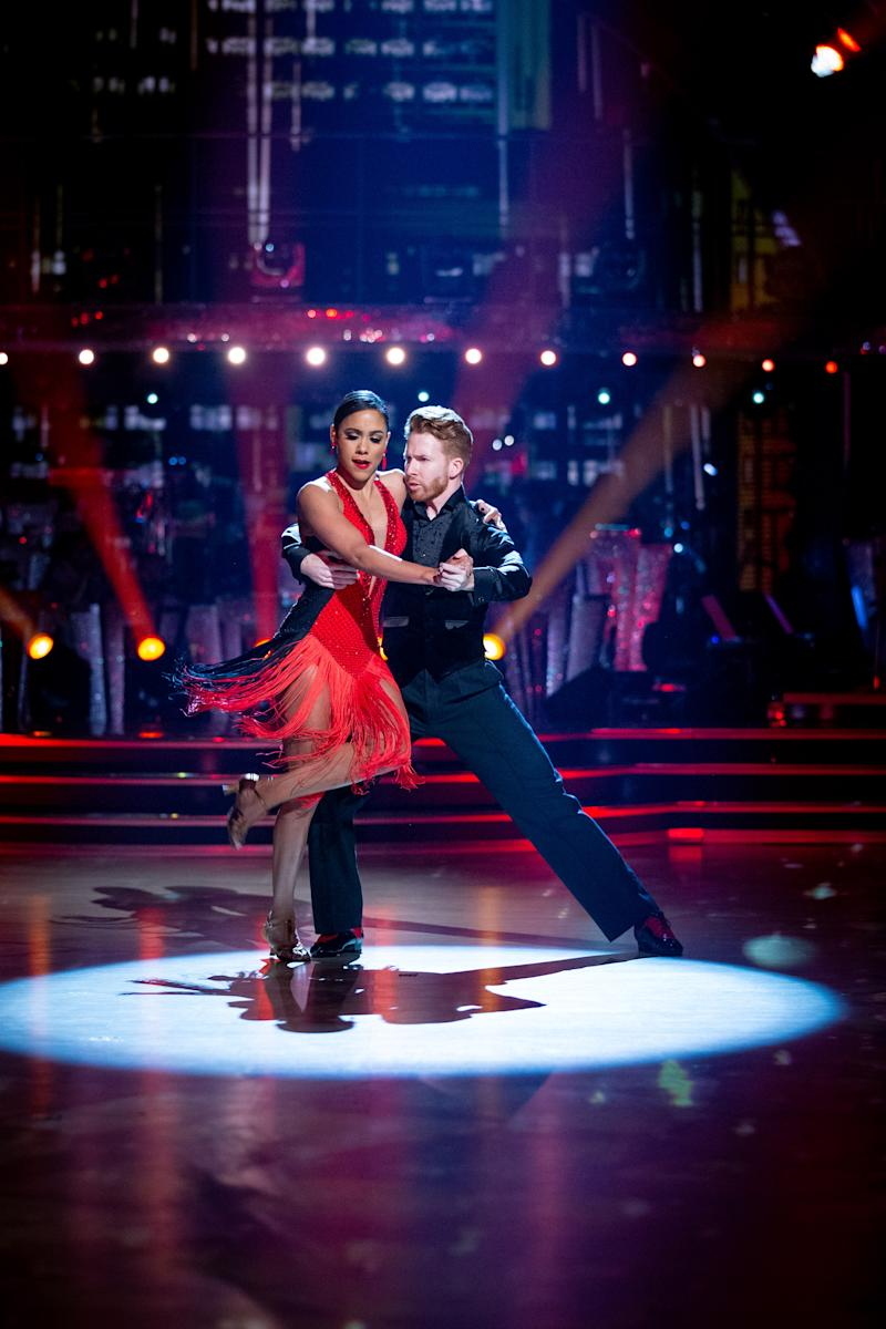 Strictly Come Dancing 2019 - TX10 LIVE SHOW