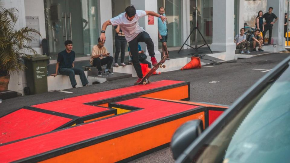 Street Jam is where skateboarders will undertake three different challenges for a grand prize. Photo: Aliwal Arts Centre / FaceBook