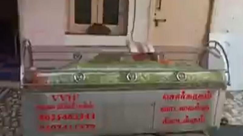 Tamil Nadu: 74-Year-Old Man, Rescued From Freezer Box After His Family 'Presumed' Him Dead, Dies