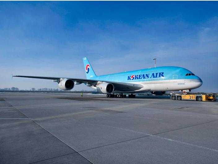 Certain passengers can now change their flights to South Korea booked on Korean Air.