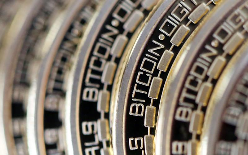 UK investors were more sceptical about Bitcoin than the rest of the world - © 2015 Bloomberg Finance LP