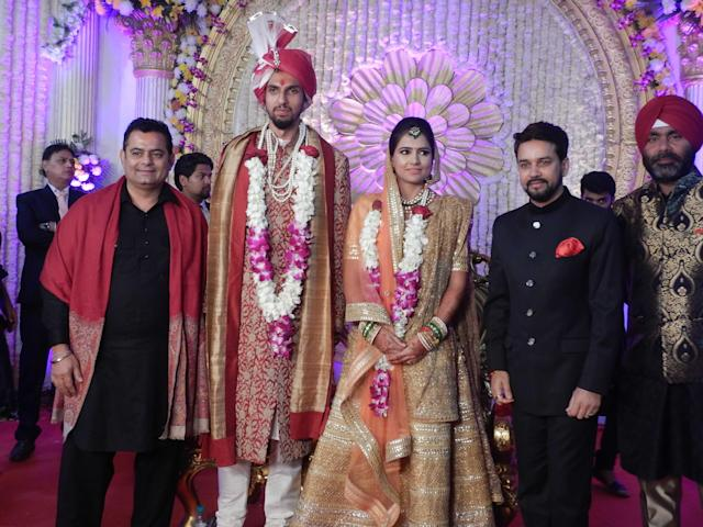 The lanky Indian pacer married the national basketball player in 2016. Ishant met Pratima during a basketball tournament in 2011, where the former was invited as a chief guest. Pratima apparently took 2 years to accept his friend request on FB.